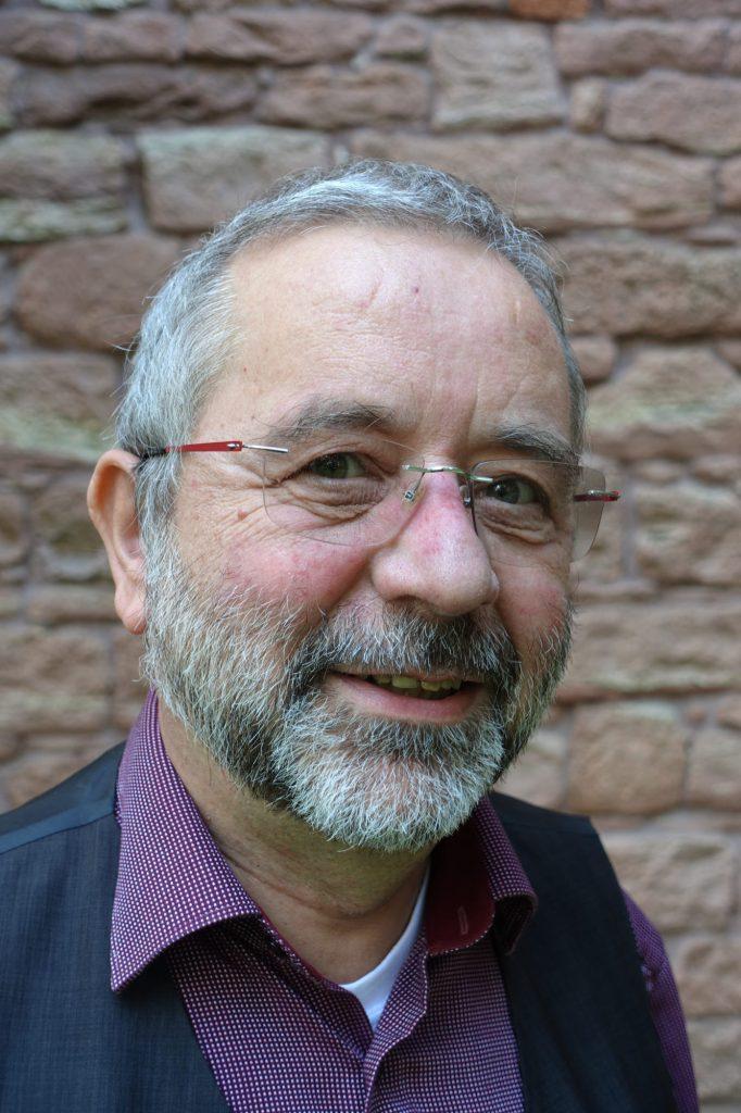 Trauerredner Gerhard van der Beck